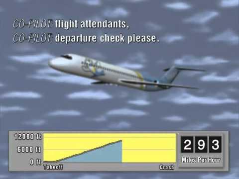Trial Graphics: ValuJet Flight 592 Everglades Crash - Aviation Litigation Animation