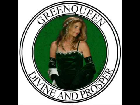 "Green Queen Art Vanity Flick :) music by Green Day ~ ""She's a Rebel"""