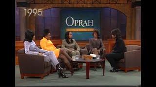 'Waiting To Exhale' Cast on The Oprah Winfrey Show (1995) [RE-UPLOAD] Whitney Houston, Angela Basset