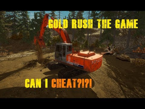 Gold Rush the game - If you get lag it's my internet can't get any better - streaming at 12mbps.