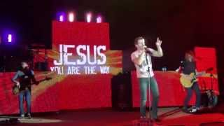 Jeremy Camp Live: Reckless (Fort Wayne, IN- 10/19/13)