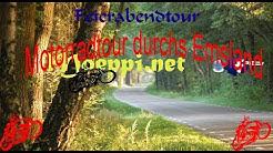 Motorradtour durchs Emsland