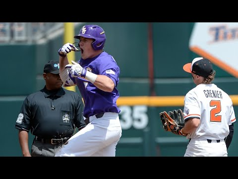 NCAA College World Series Highlights: LSU downs Oregon State, sets up winner-take-all matchup