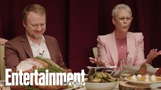 The Cast Of 'Knives Out' Explain Why People Who Spoil Movies Are The Worst   Entertainment Weekly