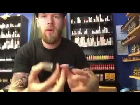 Ollie Shows How To Safely Remove the Aspire Cleito Tank