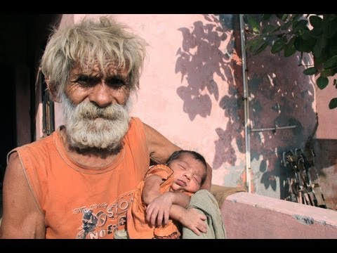 World's Oldest Dad Has Second Child At 96 Years Old