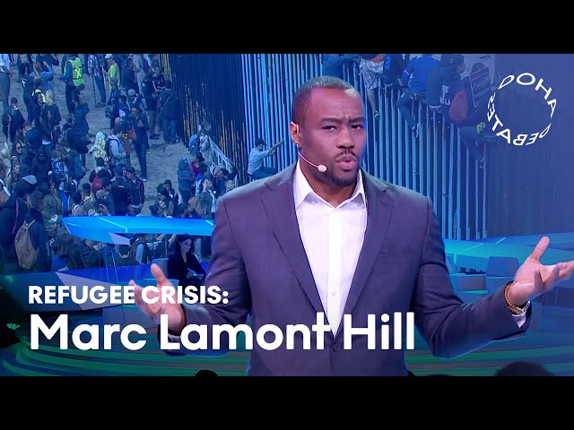 Marc Lamont Hill | Resist Power | Push Back