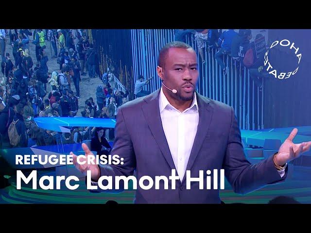 Marc Lamont Hill | Resist Power | Push Back