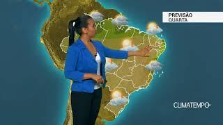 Previsão Brasil – Outono termina com sol em quase todo o BR