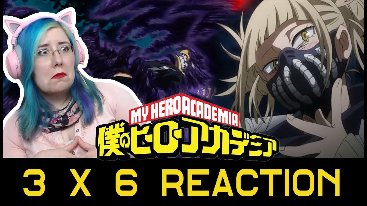 "Download "" Roaring Upheaval "" -  My Hero Academia 3x6 Reaction - Zamber Reacts"