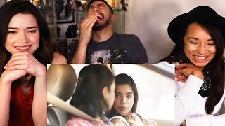 GIRLYAPA'S MAA KE HAATH MEIN STEERING Reaction & Discussion
