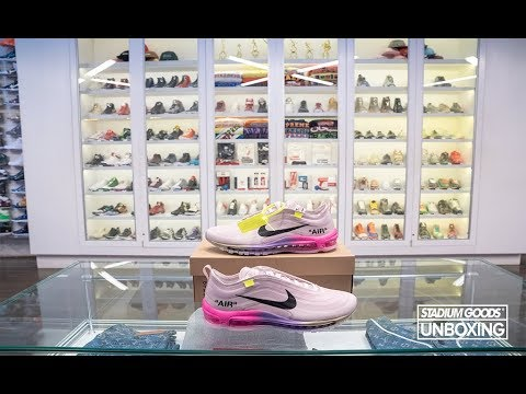 UNBOXING  Serena Williams x Off-White x Nike Air Max 97 - YouTube f4ccf6d7d