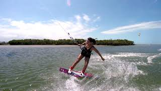 Smooth lines part2 | Feiyu Tech gimbal | Kitesurfing