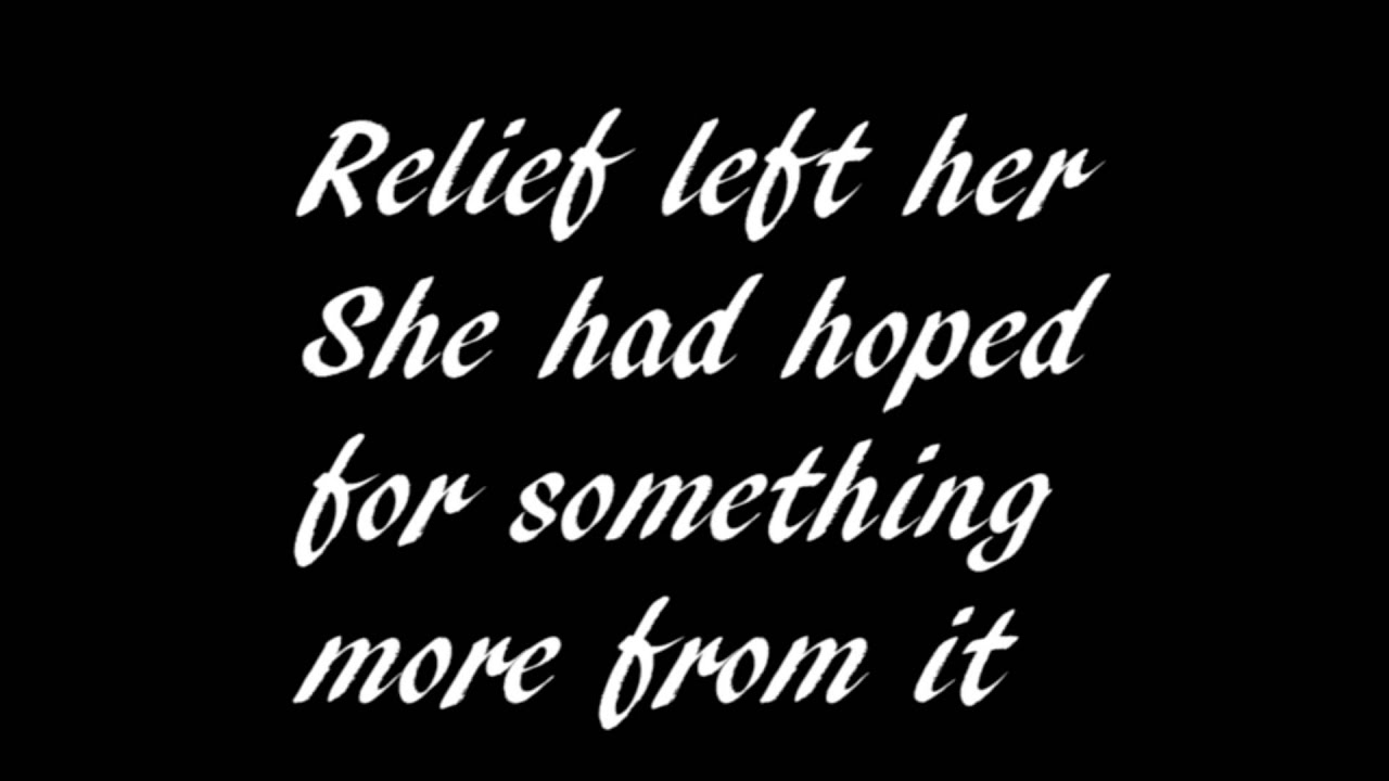 f2594e157 To Write Love On Her Arms - Hawthorne Heights Lyrics - YouTube