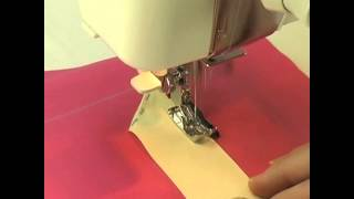 Mitering Ribbon - Sewing Home Decor