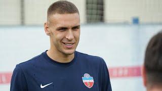 """Раде Дугалич: """"Мне нравится, что """"Енисей"""" играет в комбинационный футбол"""""""