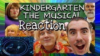 Random Encounters Kindergarten Musical Reaction: MURDER THE TEACHER!!