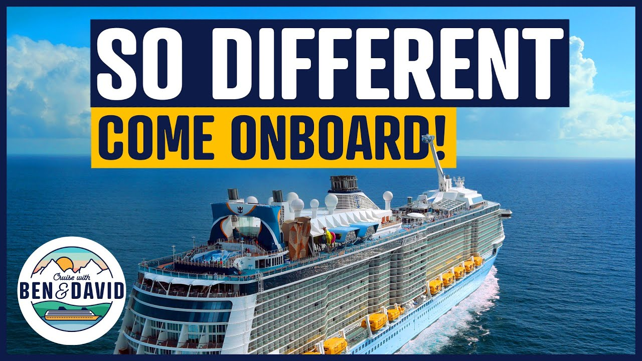 Royal Caribbean CRUISING NOW: Come onboard and take a look