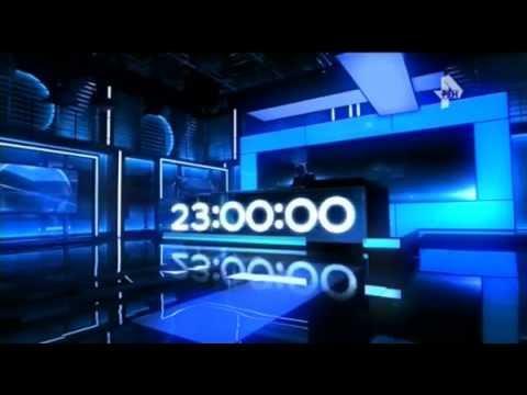 REN TV News in 23:00|INTRO
