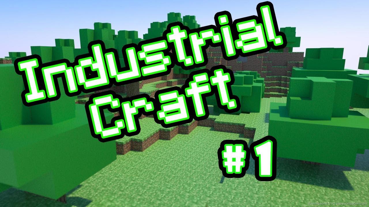 Видео Ге Industrial Craft 2 - hudeem9960