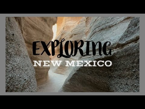 TOP PLACES To VISIT In SANTA FE NEW MEXICO