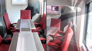 Nuovo Frecciarossa: EXECUTIVE, sedie con design Okamura. thumbnail