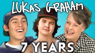 LUKAS GRAHAM - 7 YEARS (REACT: Lyric Breakdown)