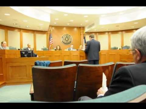 """Representative Steve Toth testifies on HB 1076, the """"Firearm Protection Act"""""""
