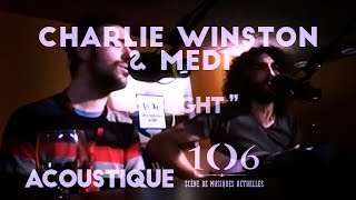 "Charlie Winston & Medi : ""Alright"" acoustique @ le 106 - Rouen"