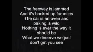 Iron Maiden - Man On The Edge Lyrics