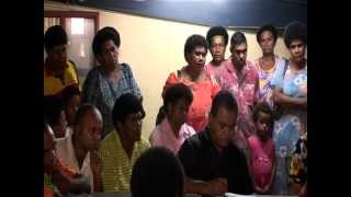 Fiji: Women Vendors of Nasau Village