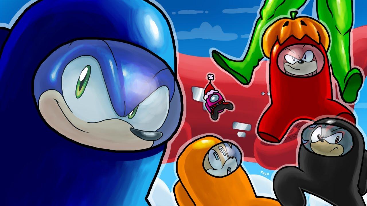 Download Sonic Meets Among Us 2 ~ Airship Edition