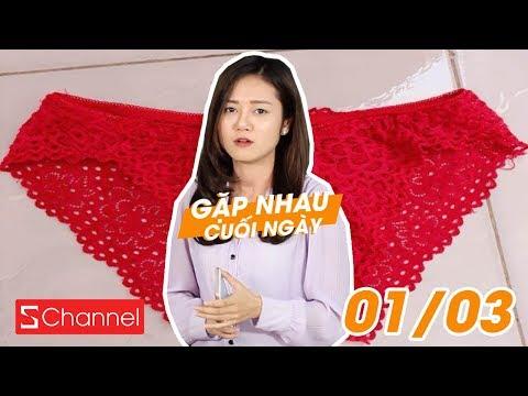 Chia tay vì 'bạn gái mặc quần ren màu đỏ' - Câu chuyện sáng nhất Facebook hôm nay! | GNCN 01/03