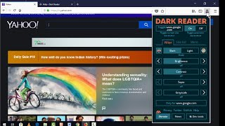 How to Enable Dark Theme for All Websites with Dark Reader in Firefox