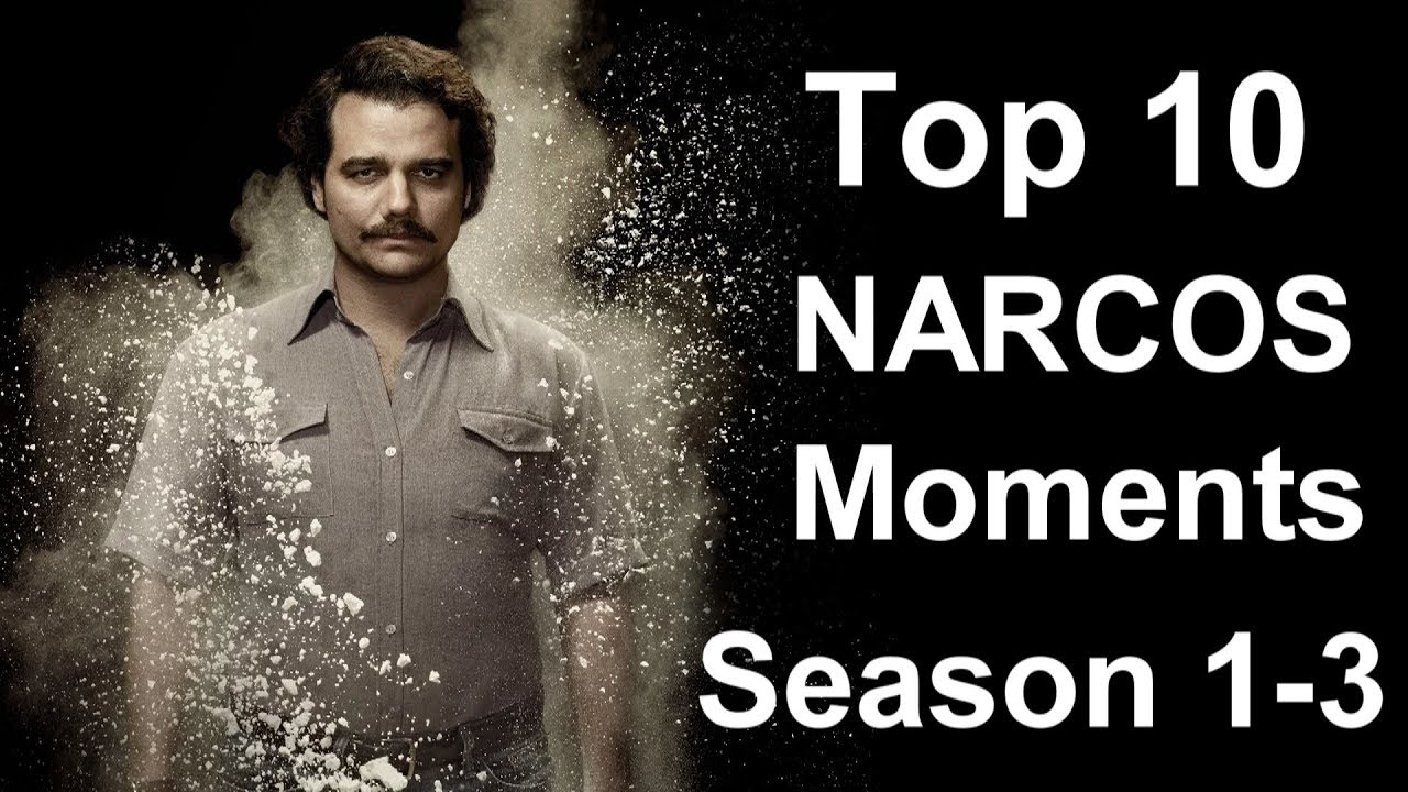 Download Top 10 Narcos Moments (Season 1 - 3)