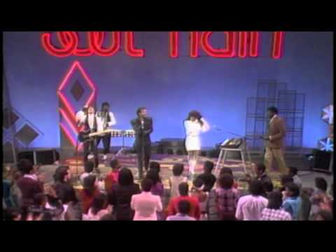 Shalamar - Dancing In The Sheets & Interview (Soul Train)
