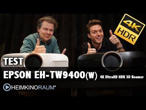 Test: Epson EH-TW9400 und EH-TW9400W