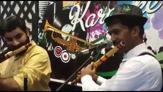 In Ankhon Ki Masti - Flute Version in Live Karaoke Show on Radio Spice
