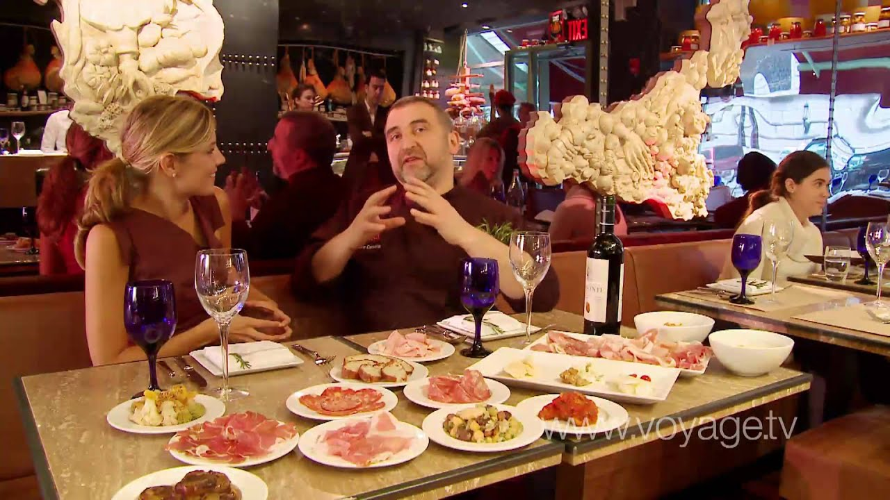 rossi new york city gourmet dining on youtube