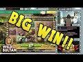 BIG WIN en direct sur le Casino Wild Sultan !! - YouTube
