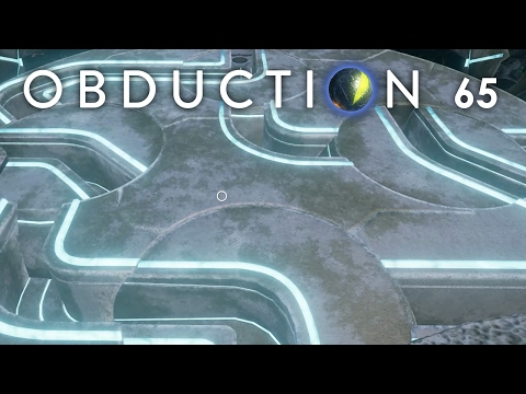 Obduction   Deutsch Lets Play #65   Blind Playthrough   Ingame English