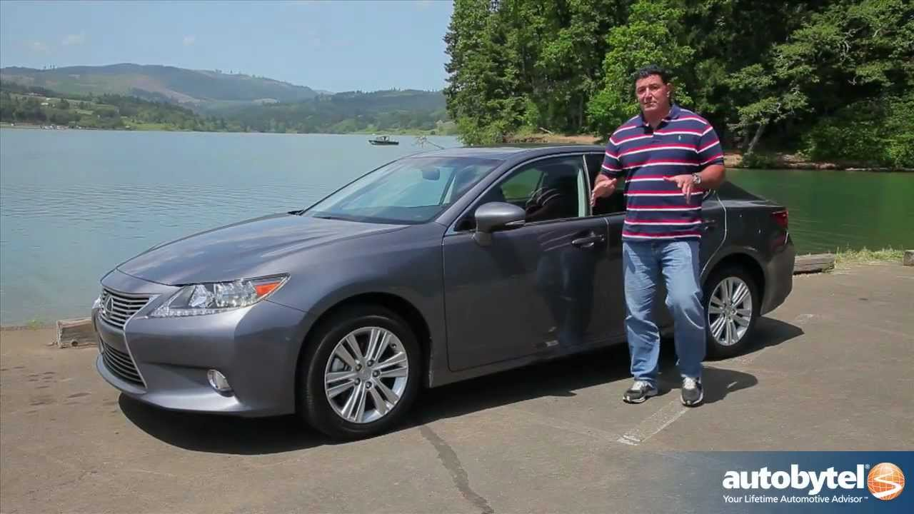 2013 lexus es 350 luxury car video review youtube. Black Bedroom Furniture Sets. Home Design Ideas