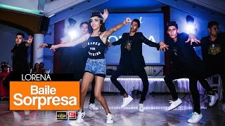 BAILE SORPRESA LORENA / SURPRISE DANCE LORENA CLASSIC BOYS