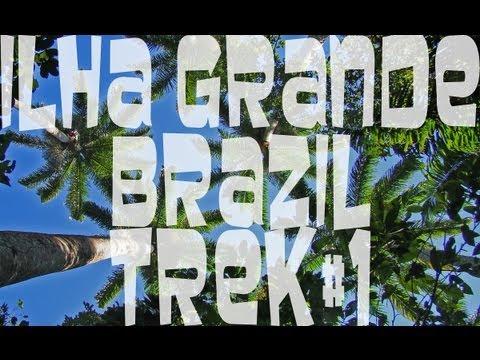 Ilha Grande : Randonnée T1 + cascade et plage de Feiticeira [Reportage Brésil]