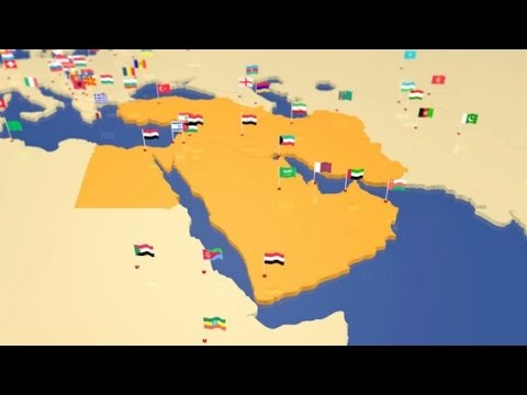 The Middle East in Revolt