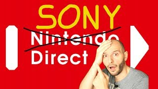 ¡SONY HARÁ EL PRÓXIMO NINTENDO DIRECT! - Sasel - playstation line up tour - Switch - ps4
