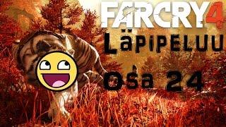 Far Cry 4 - Läpipeluu - Osa 24 - Wills On Petturi - Suomi/Finland