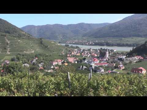 Der Donauradweg Passau Wien