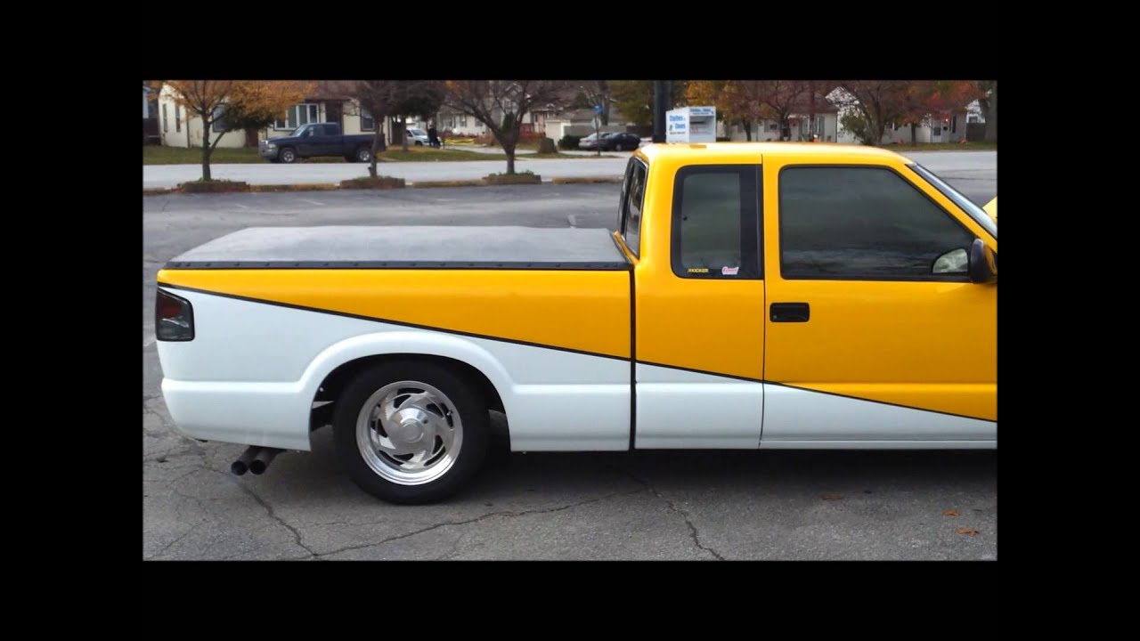 1995 Gmc Sonoma V8 Chevy S10 For Sale Youtube