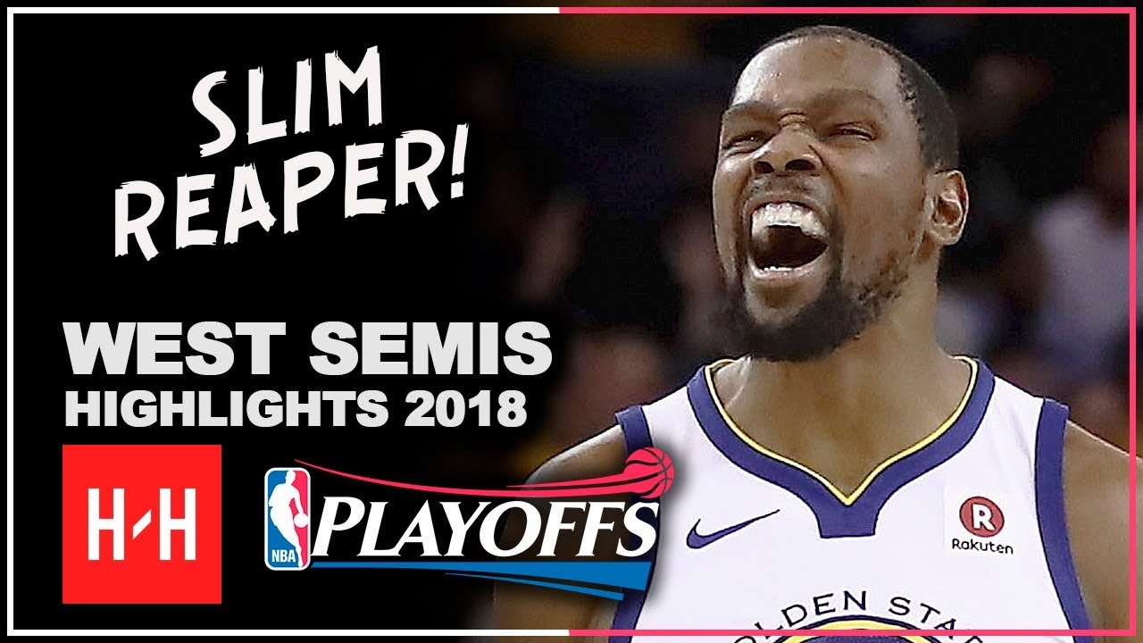 Kevin Durant Full Series Highlights vs New Orleans Pelicans 2018 Playoffs WSCF